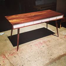 Mid Century Desk Mid Century Desk By Jeremiah Collection