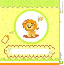 lion baby shower invitations futureclim info