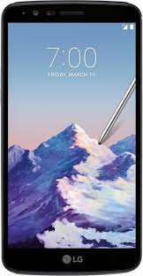 virgin mobile lg stylo 3 4g lte with 16gb memory prepaid cell