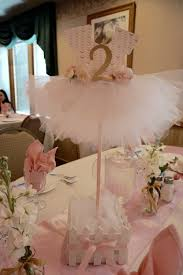 ballerina baby shower decorations ballerina baby shower centerpiece pinteres