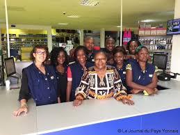 bureau vallee bayeux initiative une yonnaise ouvre le premier bureau vallée d afrique