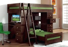 Bunk Bed Futon Combo Diy Loft Bed With Desk And Storage Futon Desk Combo Loft Beds Loft