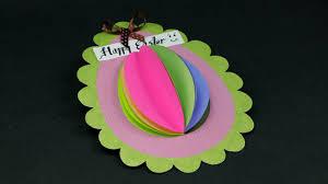 diy easter egg card handmade beautiful u0026 easy easter greeting