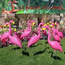 pink flamingo lawn ornaments rainforest islands ferry