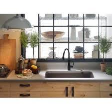 kohler 25 x 22 x 9 5 8 mount single bowl kitchen sink