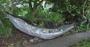 ultralight diy hammock insulation backpacking light