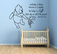 winnie the pooh wall decals for nursery home design ideas winnie the pooh wall decals for nursery