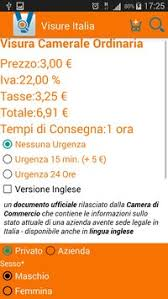 ing direct sede legale visure italia apk free business app for android