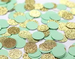 mint wedding decorations mint wedding etsy