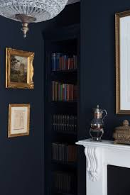 Dark Blue Powder Room 1005 Best Blue Interiors And Exteriors Images On Pinterest