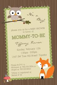 woodland baby shower ideas woodland baby shower invitations marialonghi