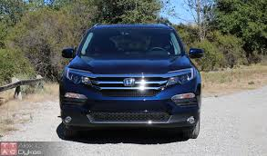 honda jeep 2016 2016 honda pilot exterior 011 the truth about cars