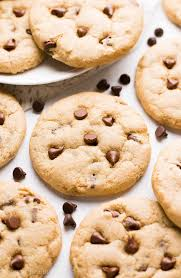 the ultimate healthy soft u0026 chewy egg free chocolate chip cookies