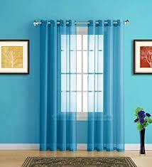 Standard Curtain Panel Width Warm Home Designs Pair Of 2 Standard Size 54 Width