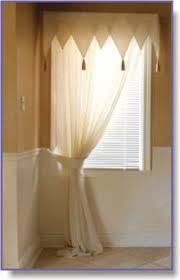 one panel curtain for small window love the curtain rod does
