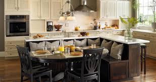 Kitchen Island With Storage by Bench Wonderful Corner Kitchen Table With Storage Bench