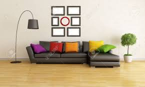Armen Living Barrister Sofa by Armen Living Barrister Velvet Sofa Black Al Lc8443black At