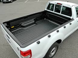 Ford Ranger Truck Accessories - new ford ranger mk5 2012 on single cab truck bed liner over rail