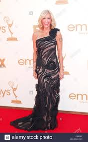 lara spencer at arrivals for the 63rd primetime emmy awards stock
