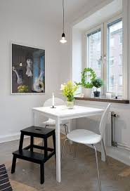 tiny swedish apartment showcases how to decorate small living