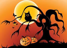 Halloween Backdrop Backdrop