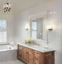 Grey Metro Bathroom Tiles Metro Brick Tiles Ebay
