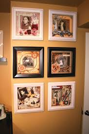 Wall Picture Frames by 58 Best Memory Keeping Display Ideas Images On Pinterest