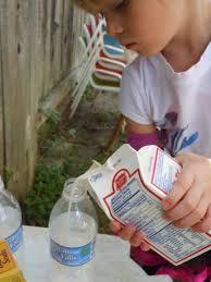 Backyard Volcano Worksheet Baking Soda Volcano Experiment Wosenly Free Worksheet