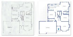 blueprint floor plan duovu floorplan