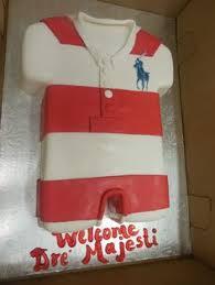 calumet bakery baby minnie edible on onsie cake baby shower