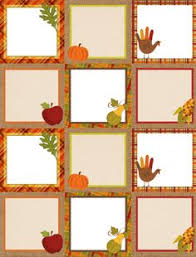 free printable thanksgiving name tags the template can also be
