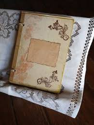 Shabby Chic Wedding Guest Book by Disney Pirate Journal Diary Notebook Scrapbook Unusual Wedding