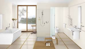 bathroom attractive japanese bathroom decor with white standing