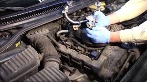 egr valve installation dodge chrysler plymouth 2 7l egr1903