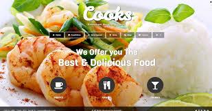 themes wordpress restaurant free 15 best restaurant wordpress themes themes4wp
