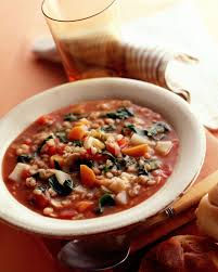vegetable beef and barley soup recipe