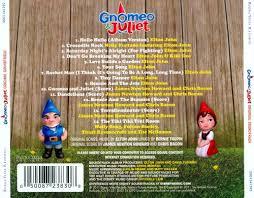 gnomeo juliet original soundtrack songs reviews credits