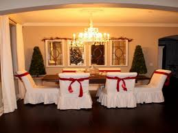 diningroom dining room chair covers foraschristmas back