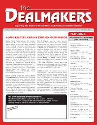 dealmakers magazine march 29 2013 by the dealmakers magazine