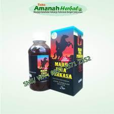 madu pria perkasa ramuan herbal kuat pria toko amanah herbal