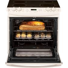 Ge Toaster Oven Replacement Parts Js630dfccge 4 4 Cu Ft Slide In Self Clean Ceramic Range Bisque