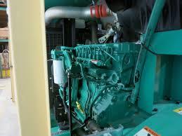 used cummins qsb7 g3 nr3 diesel generator 131 hrs
