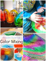 40 color recognition activities