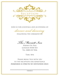 reception invitation wording wedding reception invitation wording sles from and groom