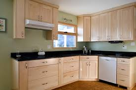 kitchen fabulous maple kitchen cabinets and wall color grey