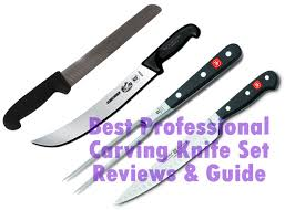 best carving knife set reviews u0026 guide 2017 u0027s top picks