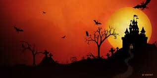 mystical halloween background halloween landscape by justbrendan on deviantart beautiful