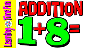 addition add numbers by 8 math for kids math help addition