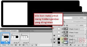 cara membuat gambar bergerak gif dengan photoshop cara membuat gambar bergerak dengan photoshop tutorial89