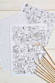 25 free coloring sheets ideas color sheets